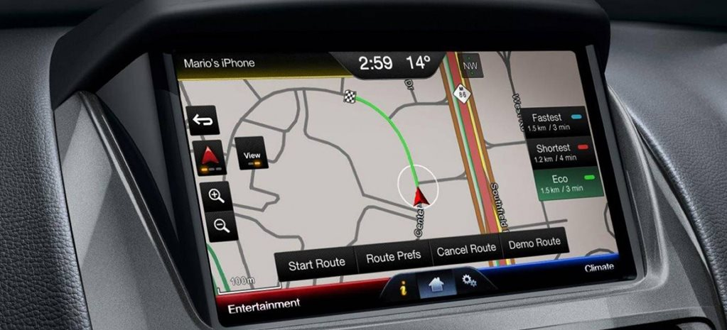 ford offers free sat-nav updates