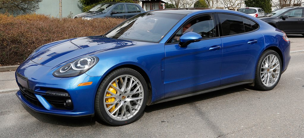 New Porsche Panamera to land in 2017