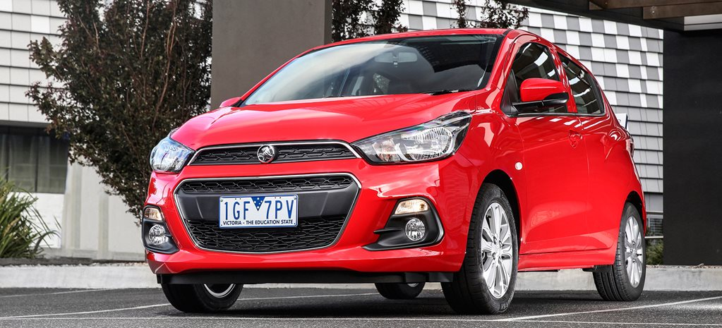 2016 Holden Spark Quick Review
