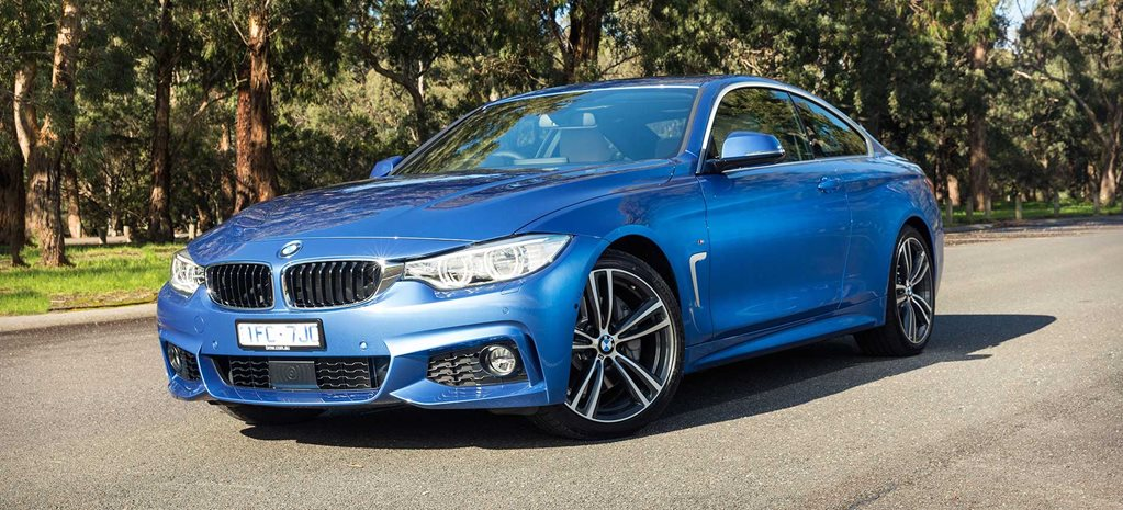 Updated BMW 4-Series: More for less