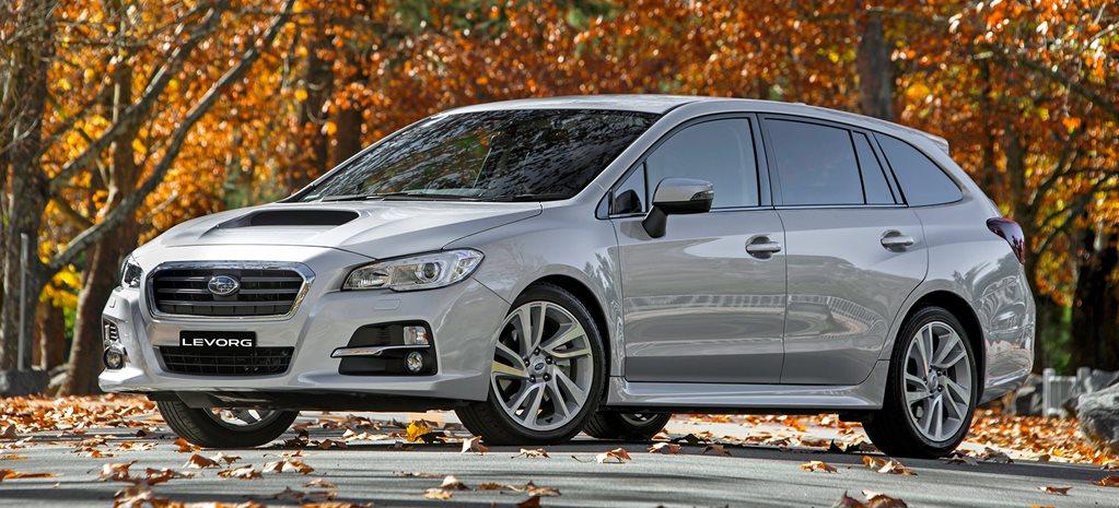 Subaru Levorg: 10 things you didn't know