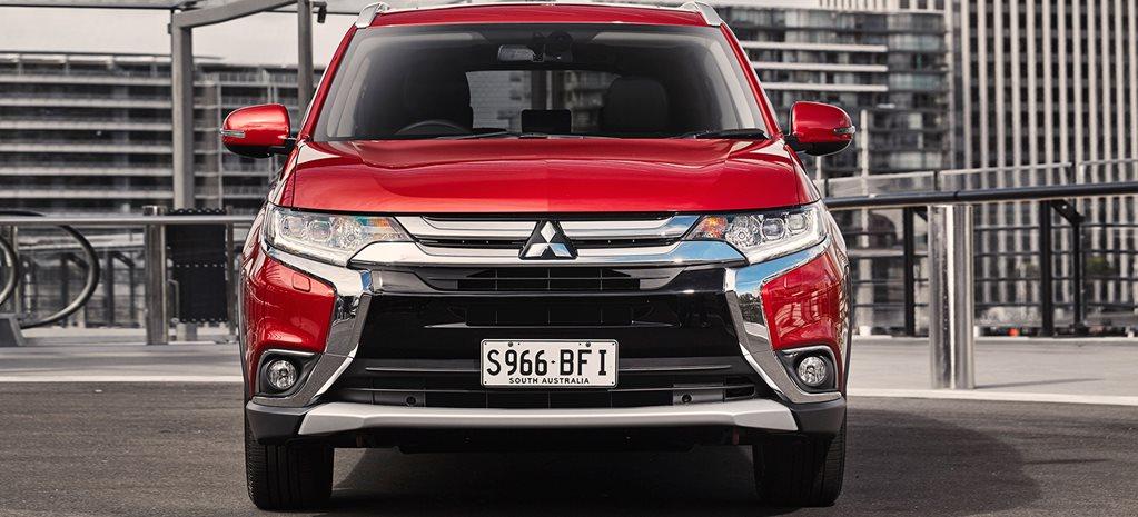 Mitsubishi recalls nearly 430,000 Australian cars