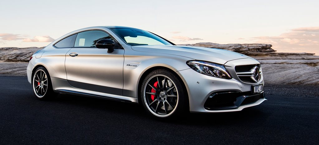 2016 mercedes amg c63 s coupe quick review. Black Bedroom Furniture Sets. Home Design Ideas
