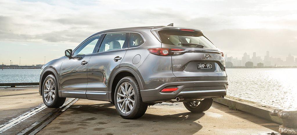 Mazda CX-9 Quick Review