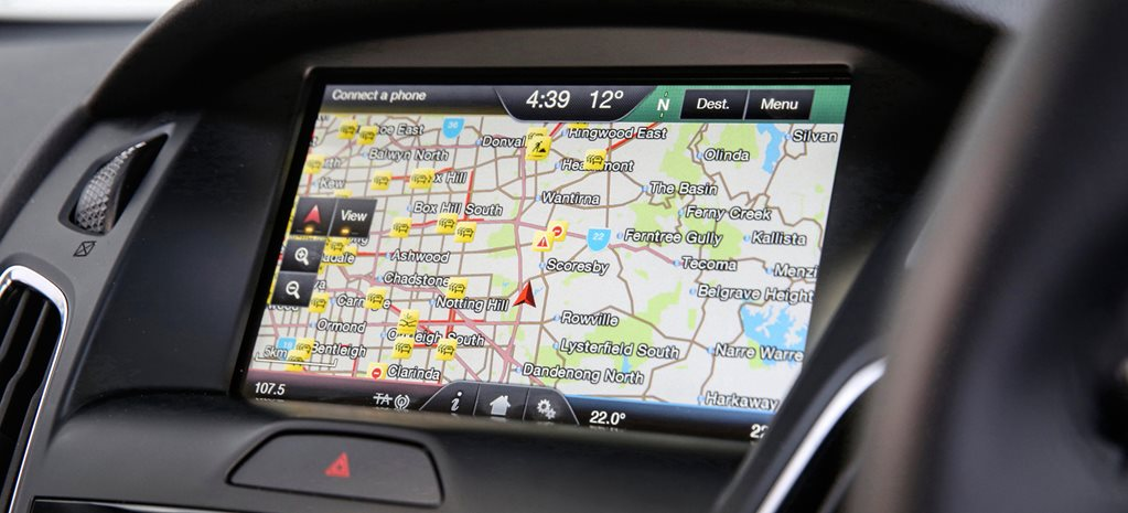 GPS Satellite Navigation