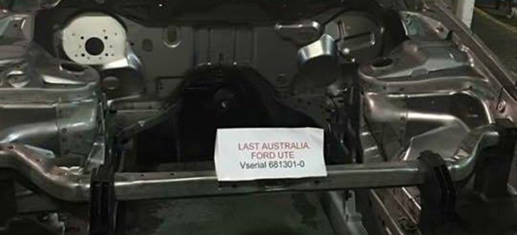 Fake finale? 'Last' Ford Falcon ute images spark internet uproar