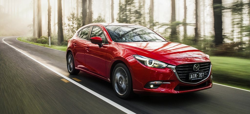 Facelifted Mazda 3 ushers in Oz-honed traffic sign recognition tech