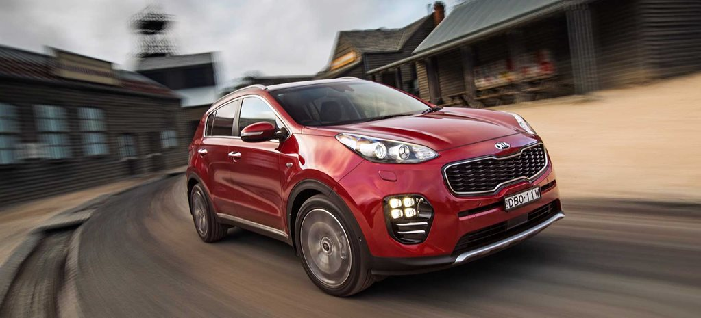 Kia Sportage v Mazda CX-5 v Subaru Forester: Which mid-size SUV should I buy?