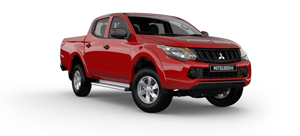 Mitsubishi Triton GLX+ special edition added to range