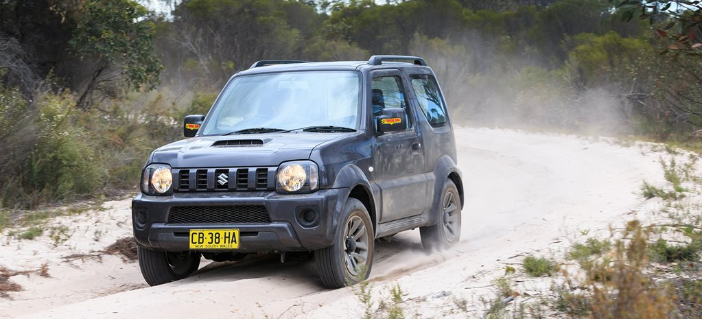 2017 suzuki jimny sierra review price pros and cons. Black Bedroom Furniture Sets. Home Design Ideas