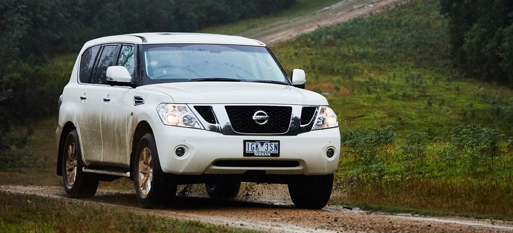 2017 nissan patrol v8 review. Black Bedroom Furniture Sets. Home Design Ideas