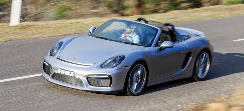 Porsche Boxster Spyder Quick Review