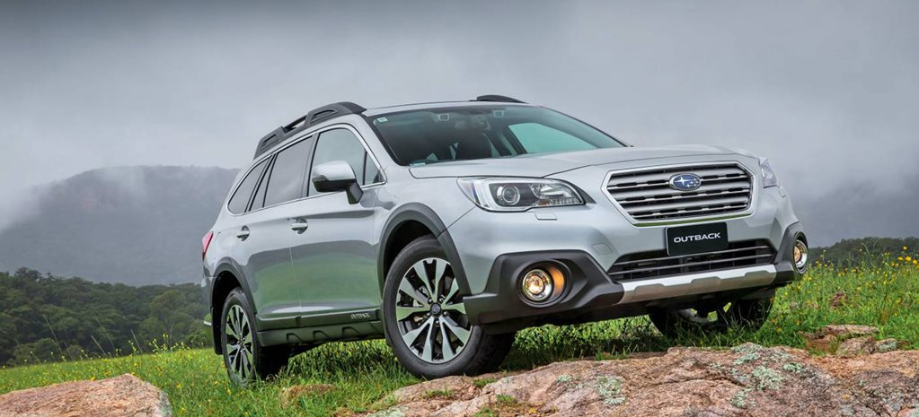 Subaru Outback 2.0 Diesel Premium Quick Review
