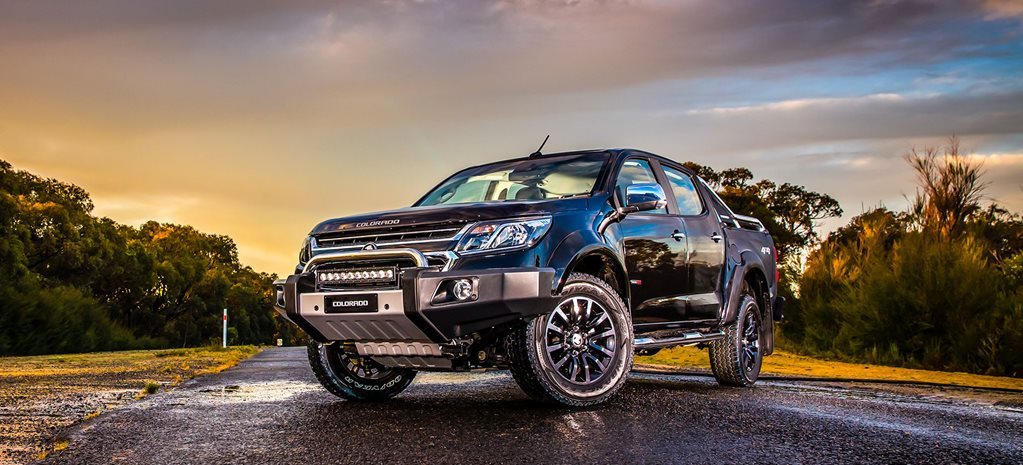 Holden Colorado: 14 things you didn't know