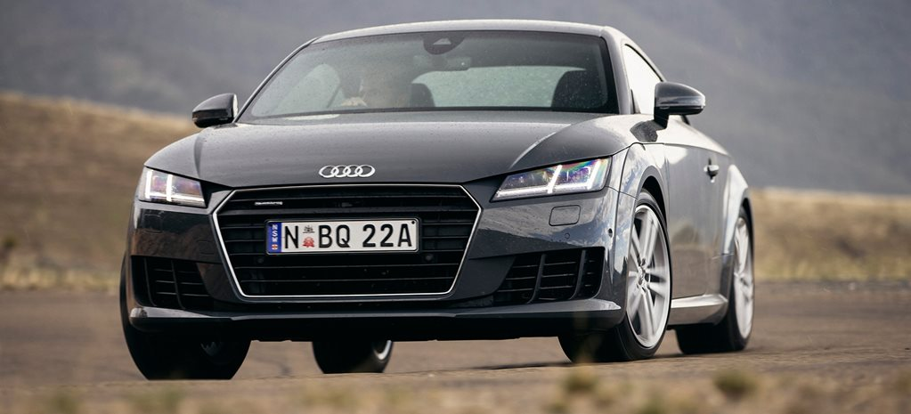 Audi TT Sport quattro Quick Review