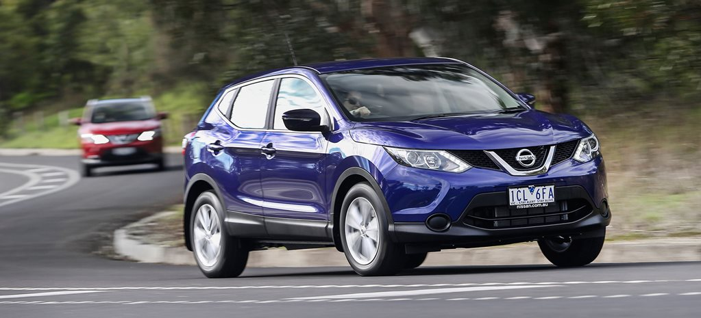 Nissan Qashqai ST Quick Review