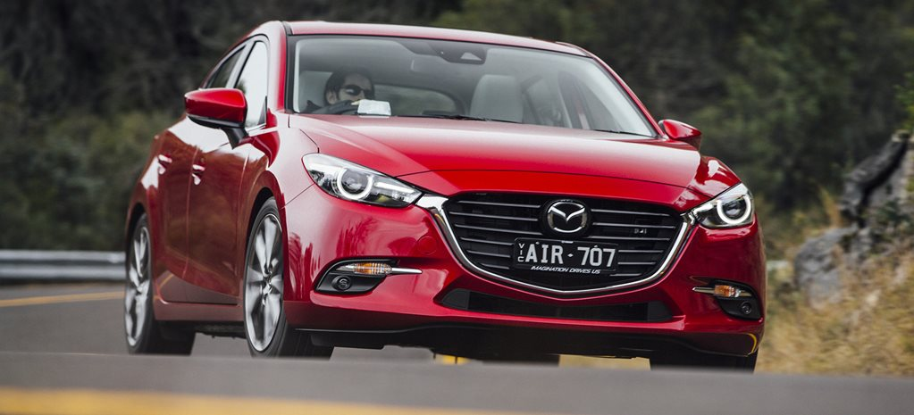 Mazda3 Touring hatch Quick Review