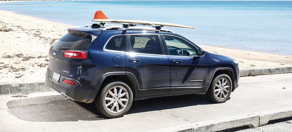 jeep cherokee 2016 how to start 4 wheel drive