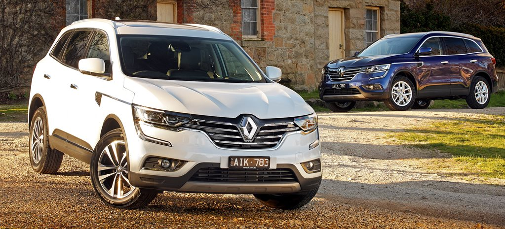 2016 Renault Koleos Quick Review
