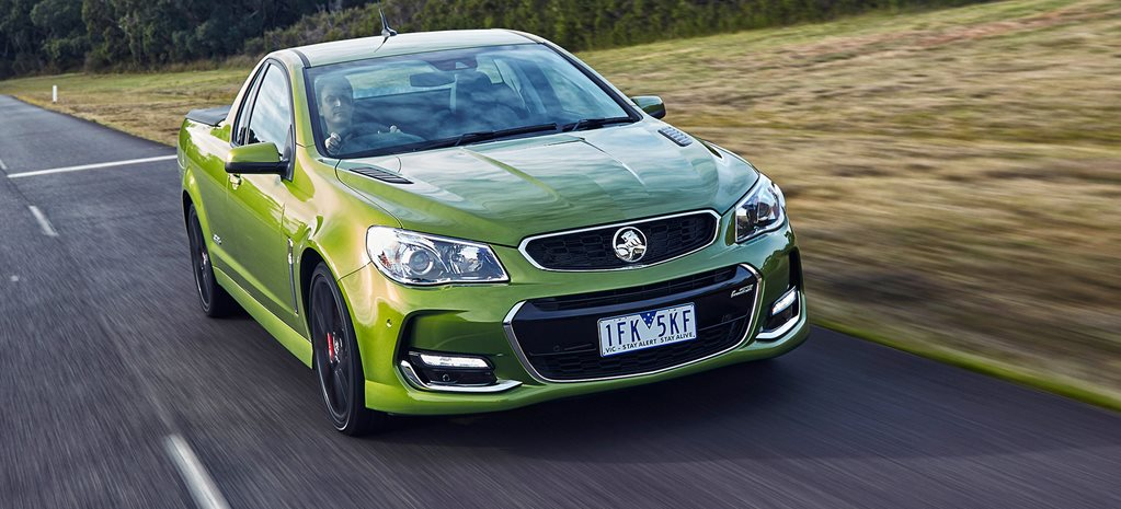 Holden Commodore SS-V Redline Ute Quick Review