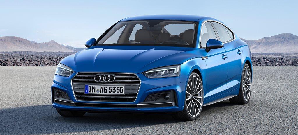2017 Audi A5 Sportback Revealed