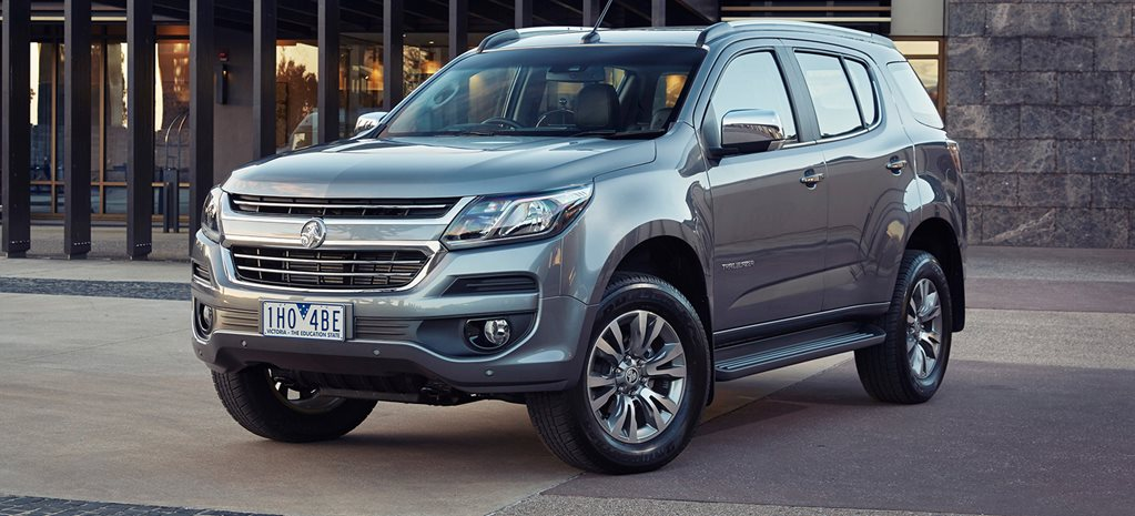 Holden Trailblazer SUV