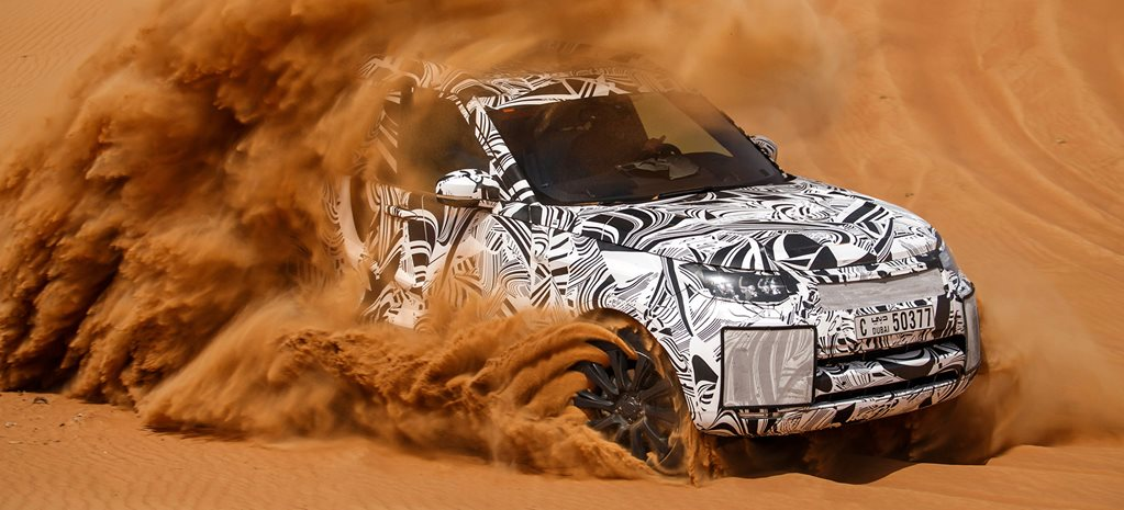 Land Rover Discovery 5 revealed further, new petrol 4cyl, 8-speed auto detailed