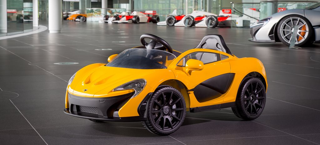 McLaren P1 electric toy car