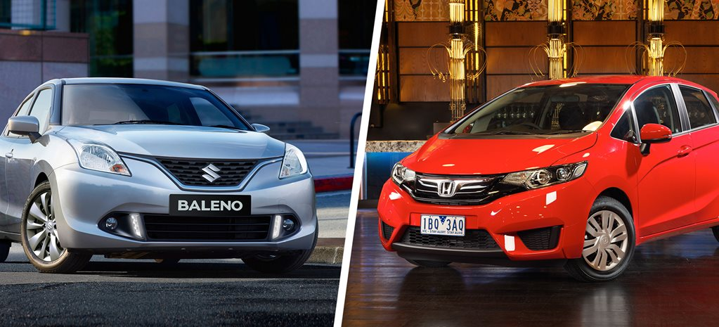 Suzuki Baleno vs Honda Jazz comparison review
