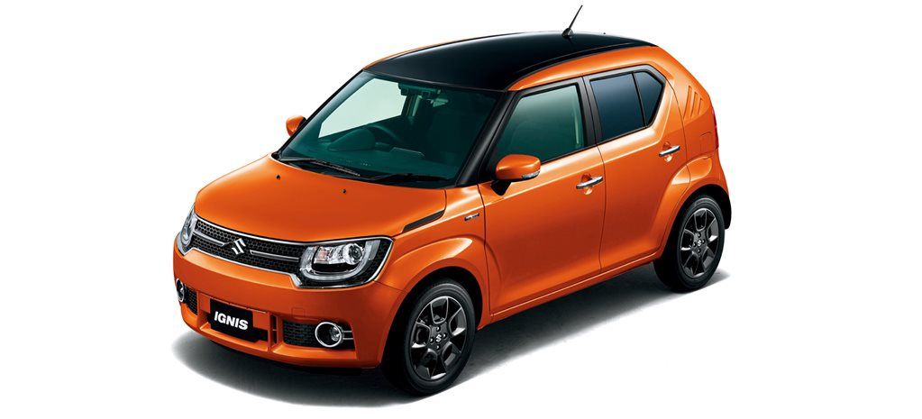 Suzuki Ignis confirmed for Australian return
