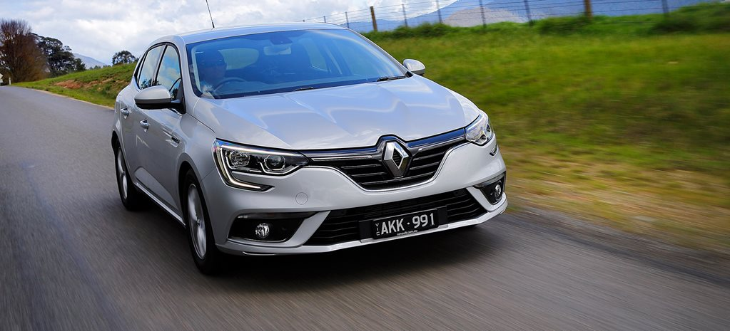 2017 Renault Megane range arrives in Australia – features and pricing