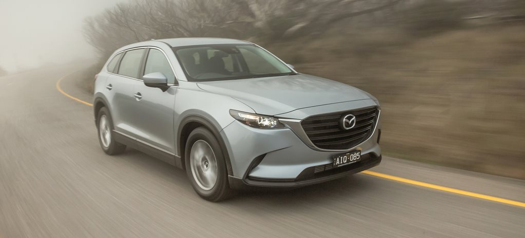 Mazda CX-9 Touring AWD Quick Review