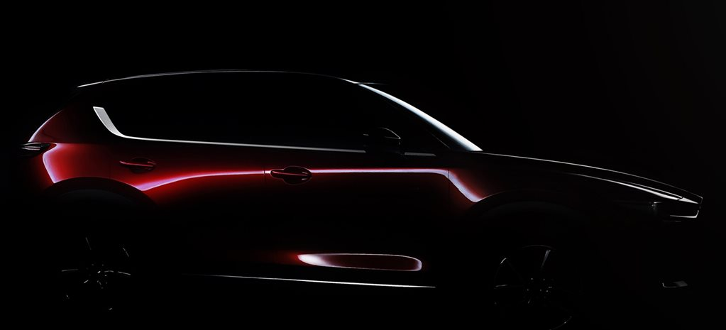 2018 Mazda CX-5 teased ahead of global launch
