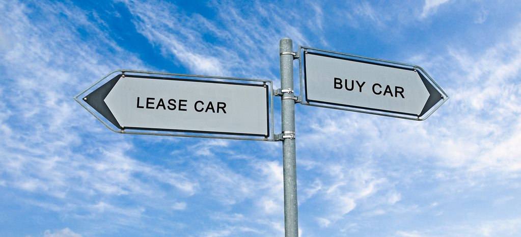 leasing vs purchasing a vehicle