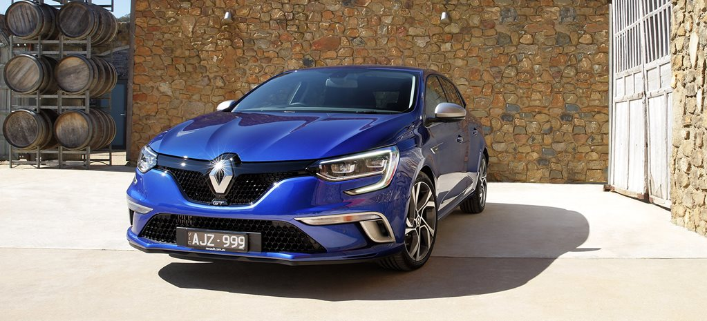 2017 Renault Megane GT Quick Review