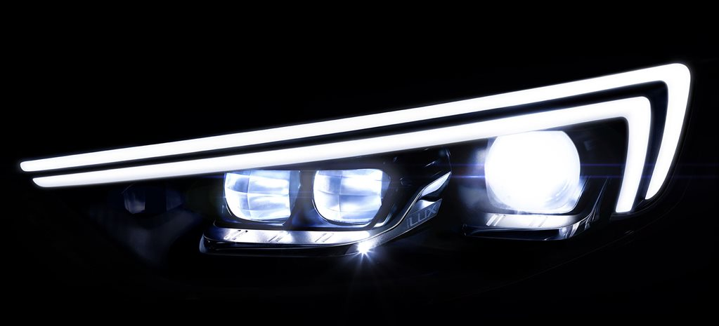 2018 Holden Commodore Opel LED lights