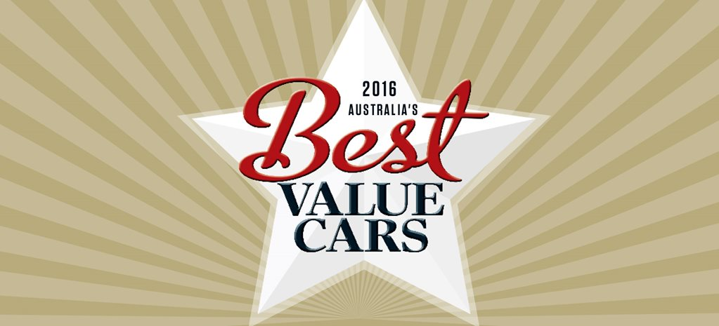 Australia's Best Value Cars