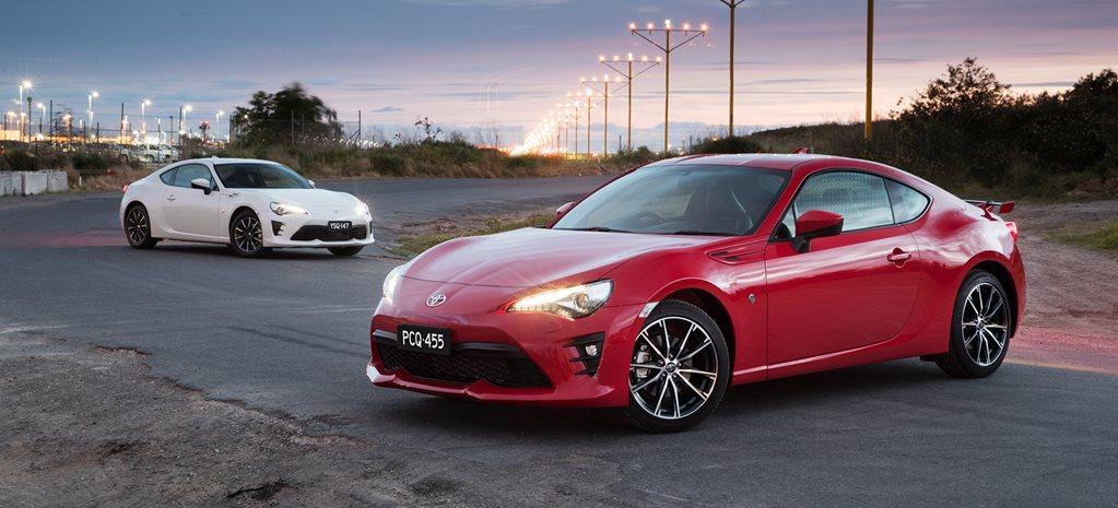 ec1f5ef8070ba3 2017 Toyota 86 pricing announced