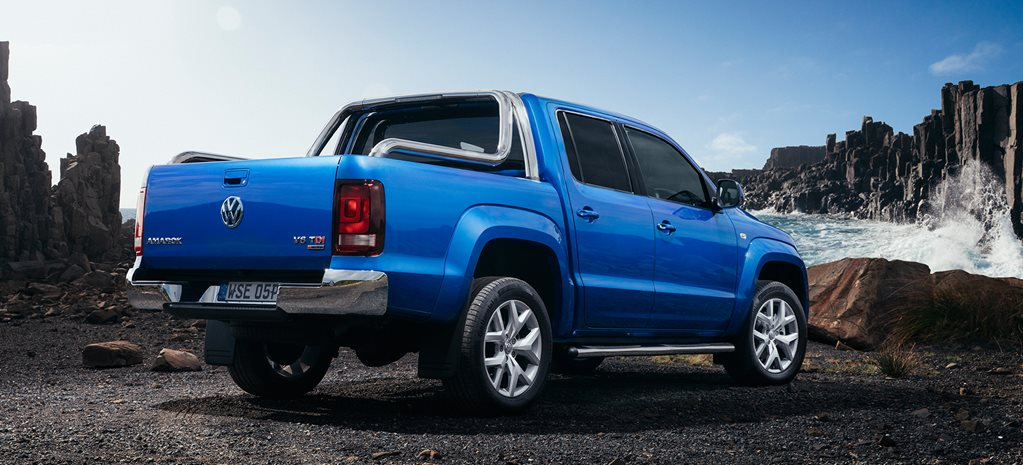 2017 Volkswagen Amarok could finally get rear airbags