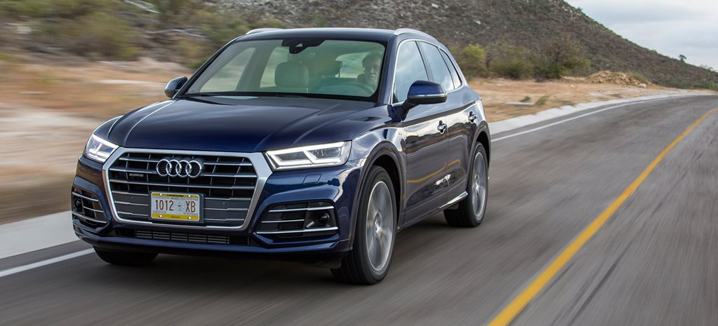 2017 Audi Q5 Quick Review