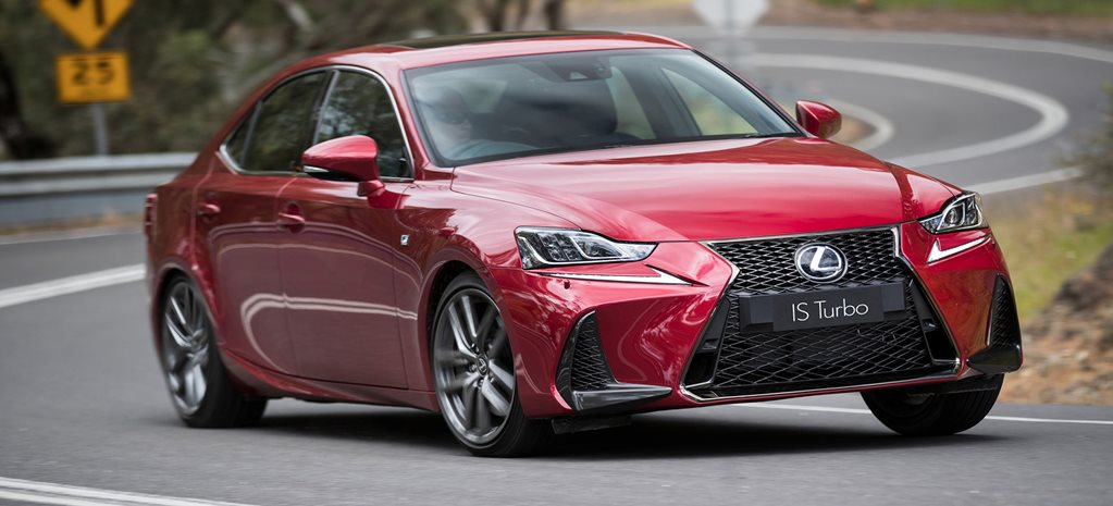 lexus is review, price & features