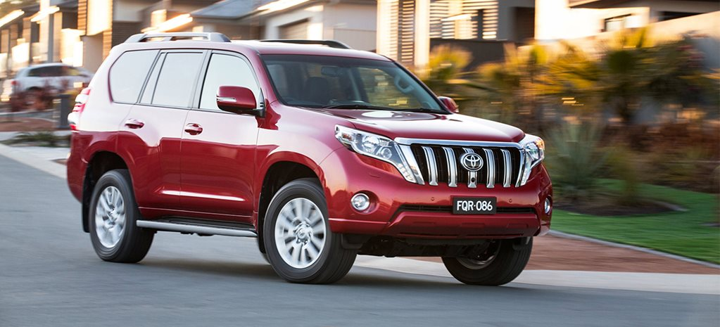 Ford Territory vs Toyota Prado – Which Car Should I Buy?