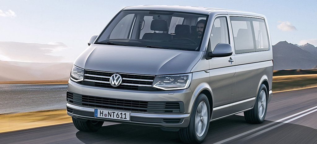 Volkswagen Multivan pricing on upward slide