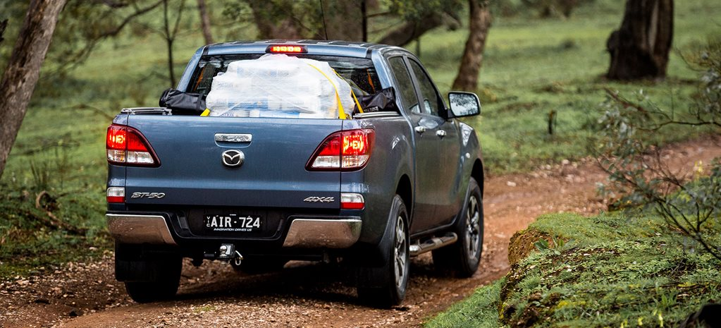 2017 Mazda BT-50 Review