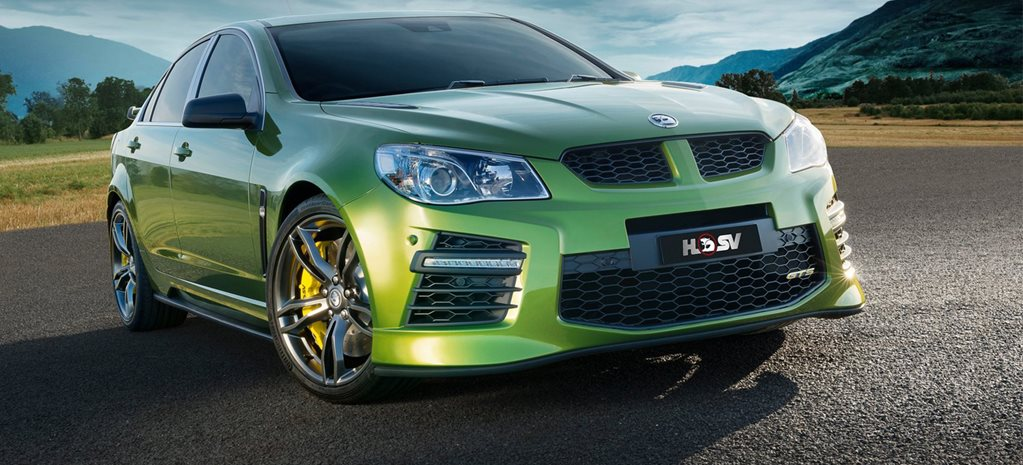 5 most powerful Aussie made cars