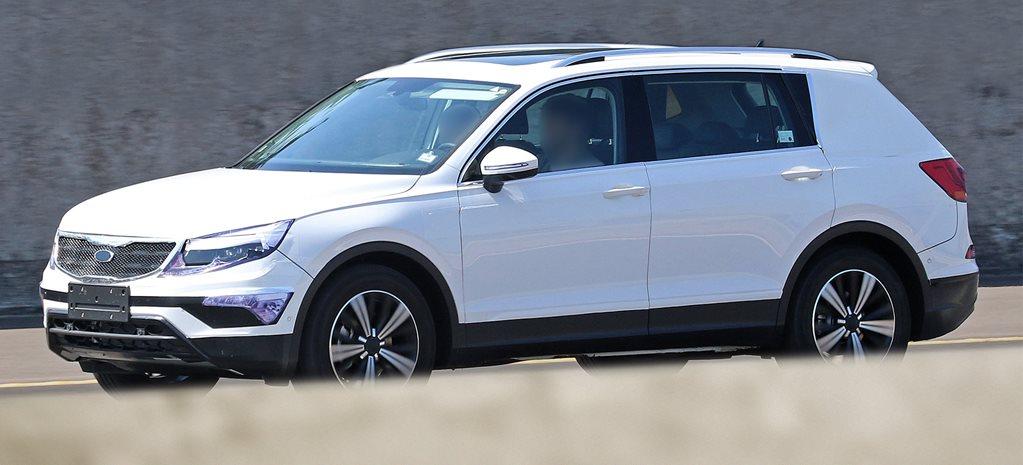 Volkswagen Tiguan Allspace Seven Seater Teased