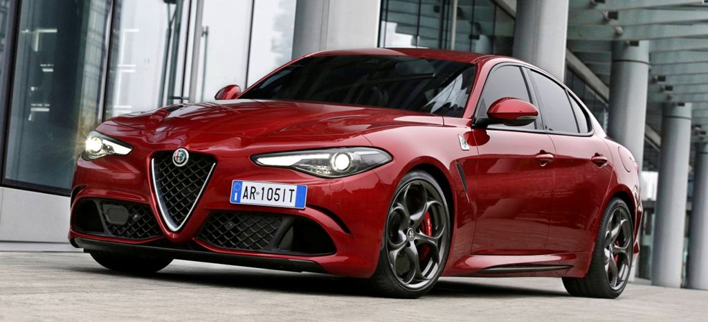 2017 Alfa Romeo Giulia QV pricing announced