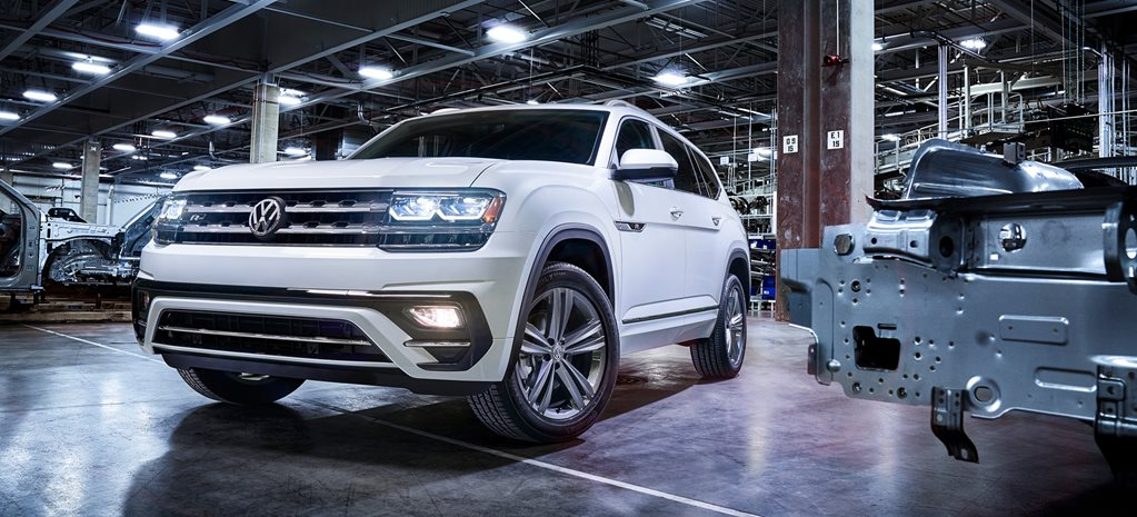 2017 Detroit Motor Show Volkswagen Atlas back on map for Australia – Show Map of Australia