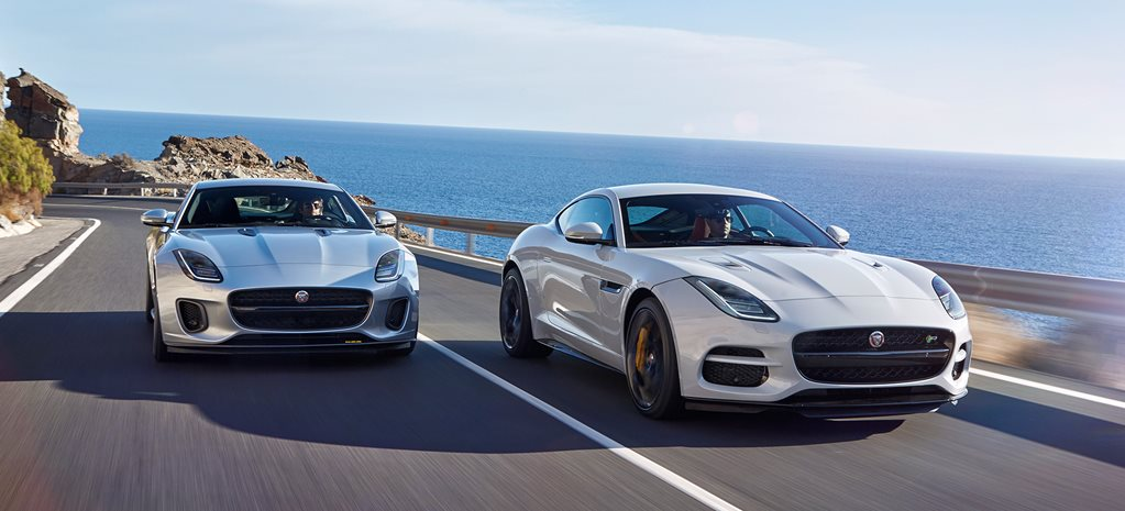 2017 Detroit Motor Show: 2017 Jaguar F-Type facelift revealed