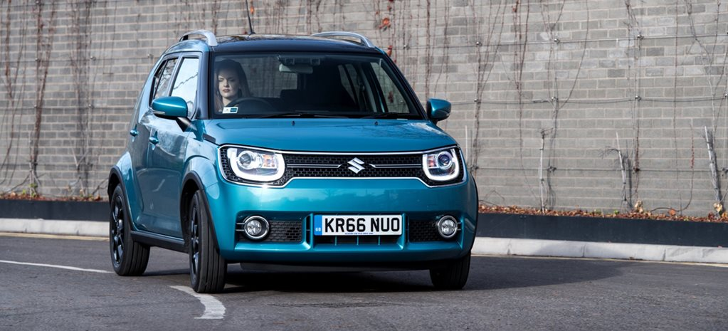 2017 suzuki ignis launches with 15 990 starting price. Black Bedroom Furniture Sets. Home Design Ideas
